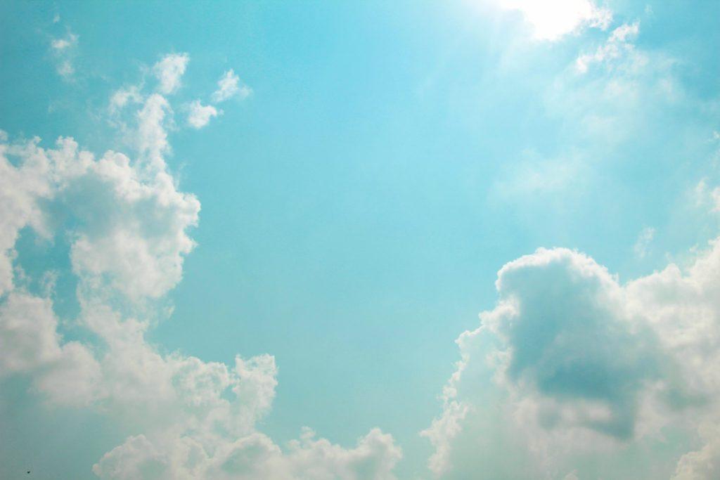 空の背景画像
