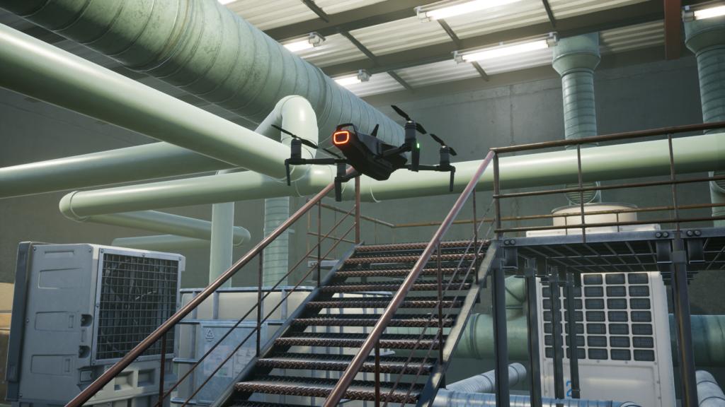 理経、ACSL、VFRがVRを活用したドローン開発用エミュレータを共同開発