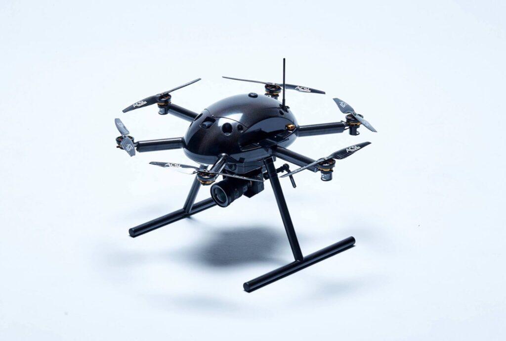 産業用ドローン「ACSL-PF2」を購入できる「VFR SHOP」を開設